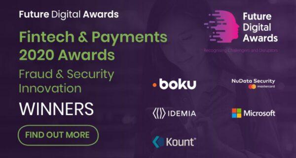 IDEMIA Ganador De Platino Del Premio Future Digital Awards 2020 Fintech & Payments