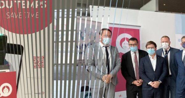 VINCI Aeropuertos Eligió A IDEMIA Para Ofrecer Una Experiencia De Pasajero Totalmente Sin Contacto Y Basada En Biometría En El Aeropuerto De Lyon Saint-Exupéry
