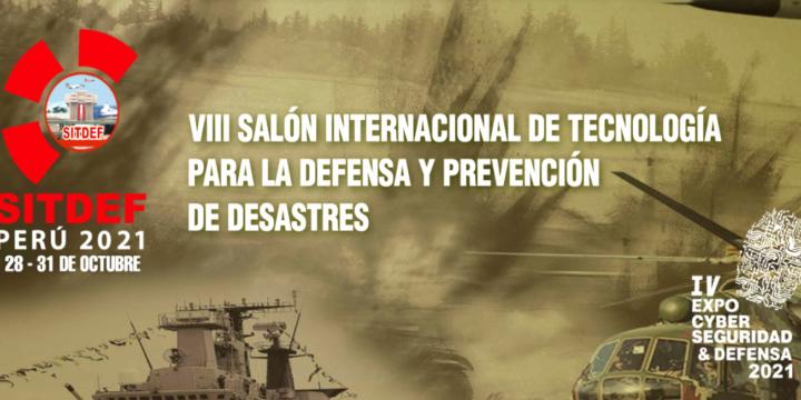 IAFIS Perú estará presente en la Feria SITDEF